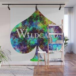 Wildcard Rainbow Haze Wall Mural