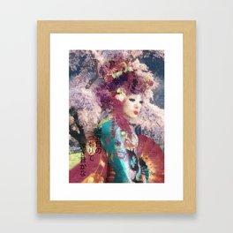 Days of Spring Framed Art Print