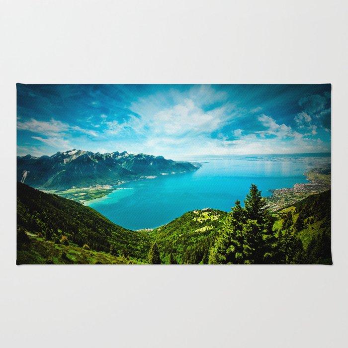 Lake Geneva Rug