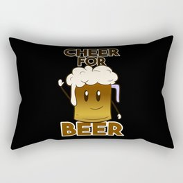 Beer Rectangular Pillow