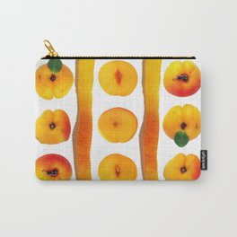 Fruit Apricot3 Carry-All Pouch