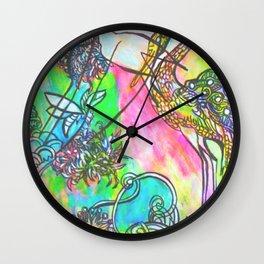 Fairy Tales  #society6 #decor #buyart Wall Clock