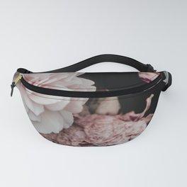 Crisp Pink flowers Fanny Pack