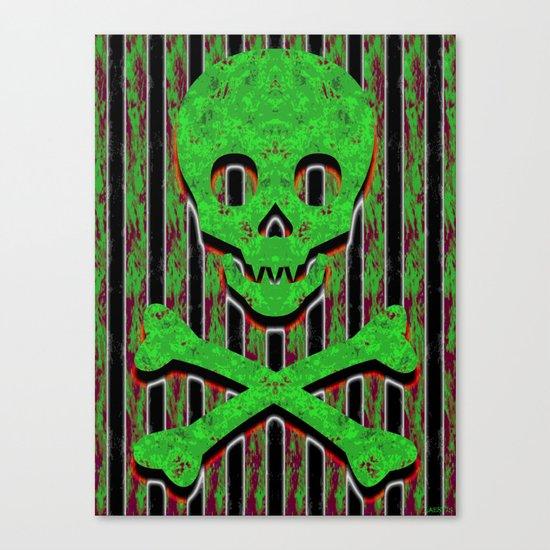 DEVILS NITECAP Canvas Print