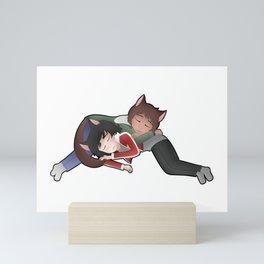 Kitty Klance Mini Art Print