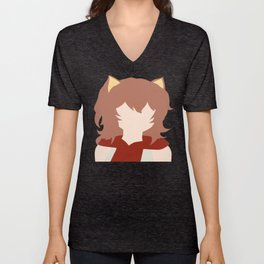 Liliruca Arde (Is It Wrong to Try to Pick Up Girls in a Dungeon?) Unisex V-Neck