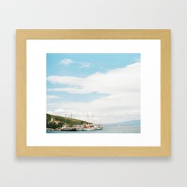 Home is Where You're Free Framed Art Print