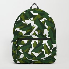 Beautiful Floral Design Pattern Backpack