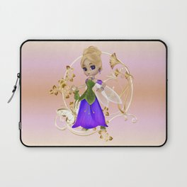 Fairy Princess .. fantasy Laptop Sleeve