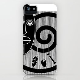 Exotic magic iPhone Case
