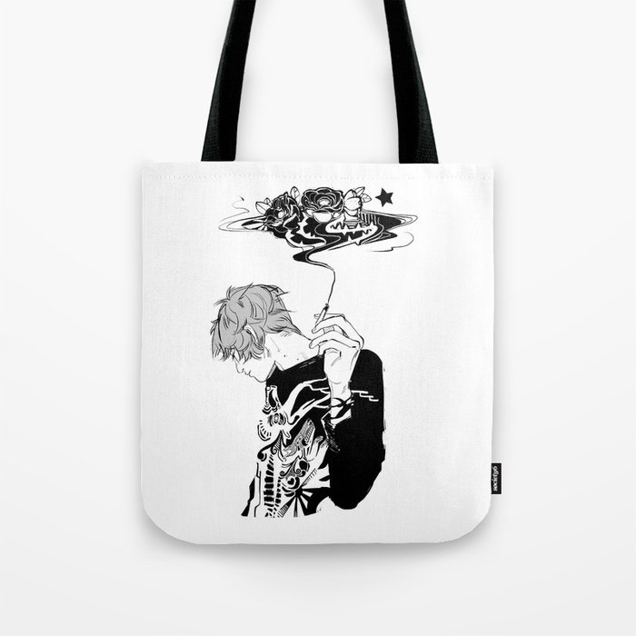 Blackthorn Tote Bag
