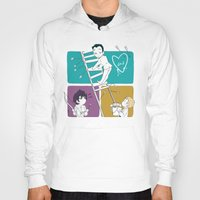moriarty Hoodies featuring Catch Moriarty! by sadyna