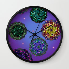 Kaleiadela Wall Clock