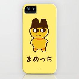 Mametchi iPhone Case