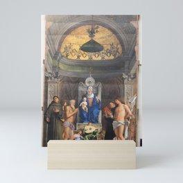 Giovanni Bellini - San Giobbe Altarpiece Mini Art Print