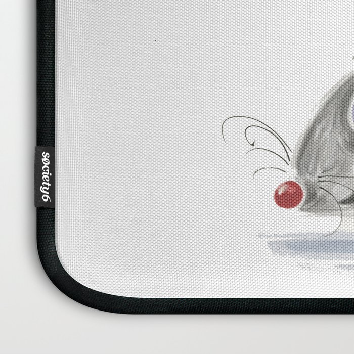 Wheel Mouse Laptop Sleeve