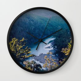 Junction River Wall Clock