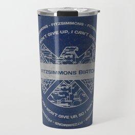 fitzsimmon BIATCH  Travel Mug