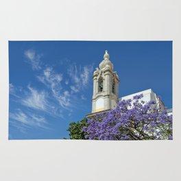 Do Carmo church, Faro Rug