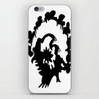 turkey iPhone & iPod Skins featuring Turkey by ken green art