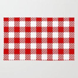 Red Vichy Rug