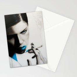 'Azure Addiction' Stationery Cards