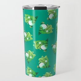 Substitute pattern Travel Mug