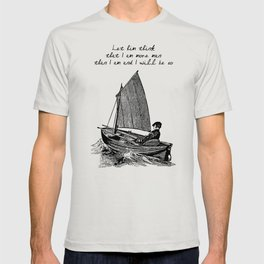 Ernest Hemingway - The Old Man and the Sea T-shirt