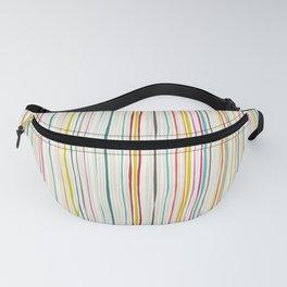 love stripe Fanny Pack