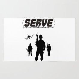 Serve Rug