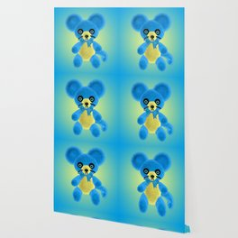 Blue Mouse Wallpaper