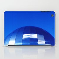 planet iPad Cases featuring The Blue Planet by Sandra Ireland Images