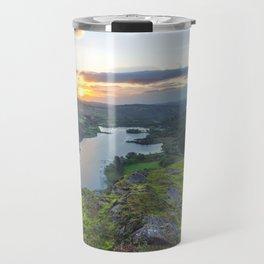 Gougane Barra,Ireland Travel Mug