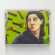 Divine Kim Laptop & iPad Skin