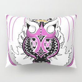 Bubblegum Dragon  Pillow Sham