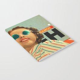 Bright Cinnamon Notebook
