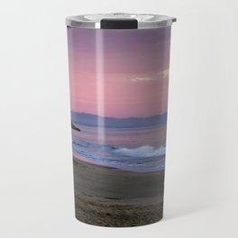 Santa cruz lighthouse Travel Mug