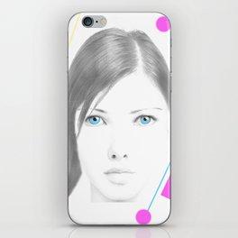Woman N90 iPhone Skin