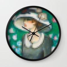 Lego: La roseraie Wall Clock