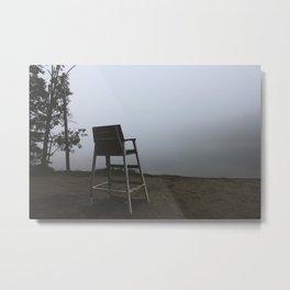Lake Mansfield V Metal Print