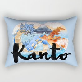 Kanto Rectangular Pillow