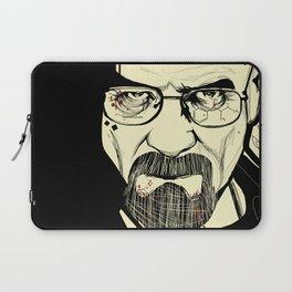 Walter White-Heisenberg Laptop Sleeve