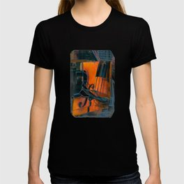 Jazz Abstraction T-shirt