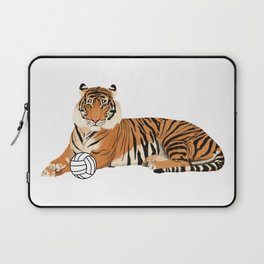 Volleyball Tiger Laptop Sleeve