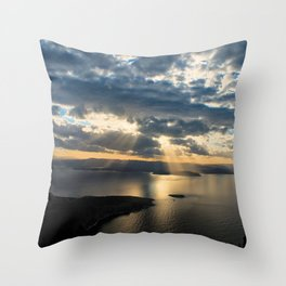View to Behold Throw Pillow