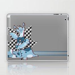 Skater Cat 2 Laptop & iPad Skin