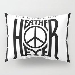 Heather Heyer Pillow Sham