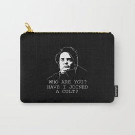 Black Books Carry-All Pouch