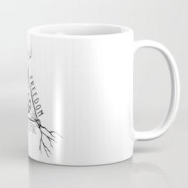 ACCEPTING - FREEDOM - IMPACTFUL Coffee Mug