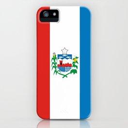 flag of Alagoas iPhone Case